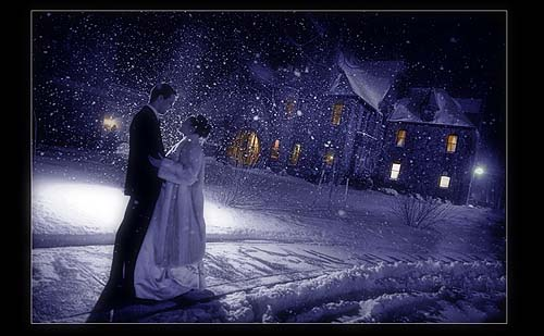 Winter Weddings by Chesler Photography